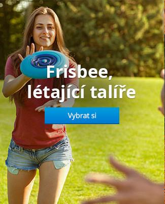 Frisbee, létající talíře