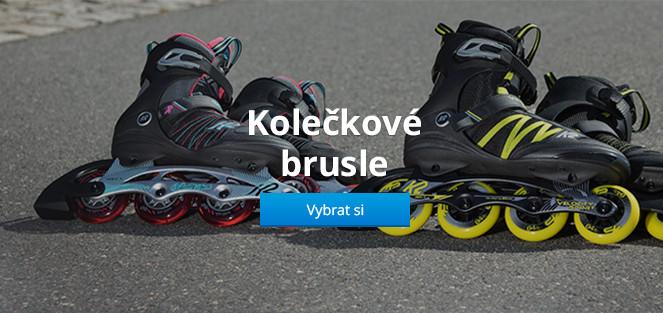 Kolečkové brusle full banner