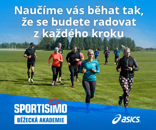 Sportisimo běžecká akademie