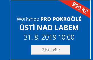 Ústí nad Labem – Workshop pro pokročilé