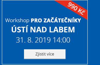 Ústí nad Labem – Workshop pro začátečníky