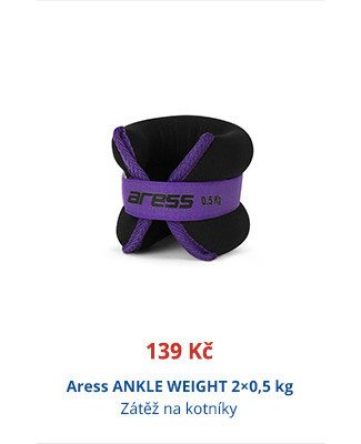 Aress ANKLE WEIGHT 2×0,5 kg
