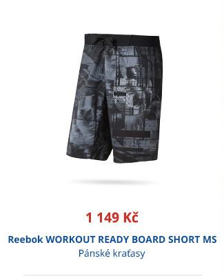 Reebok WORKOUT READY BOARD SHORT MS