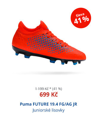 Puma FUTURE 19.4 FG/AG JR