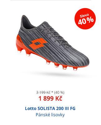 Lotto SOLISTA 200 III FG