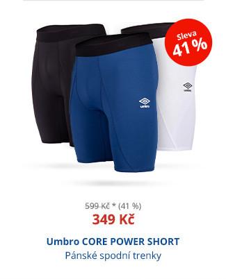 Umbro CORE POWER SHORT