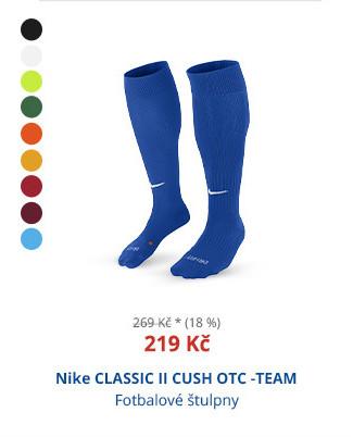 Nike CLASSIC II CUSH OTC -TEAM