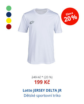 Lotto JERSEY DELTA JR