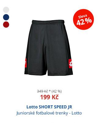 Lotto SHORT SPEED JR