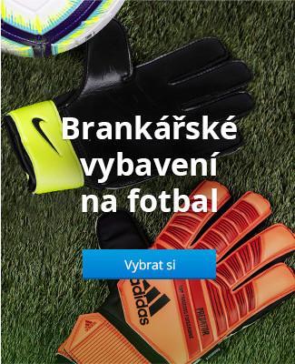 Brankářské vybavení na fotbal