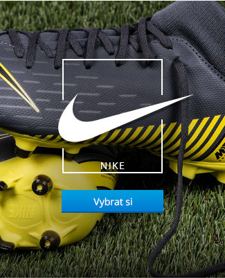 Fotbalové vybavení Nike