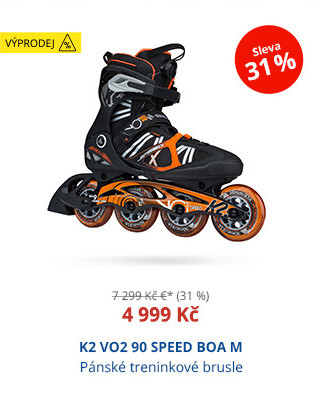 K2 VO2 90 SPEED BOA M