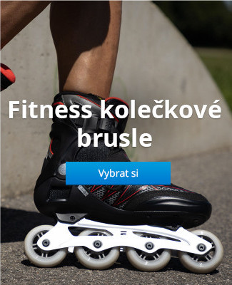Fitness kolečkové brusle