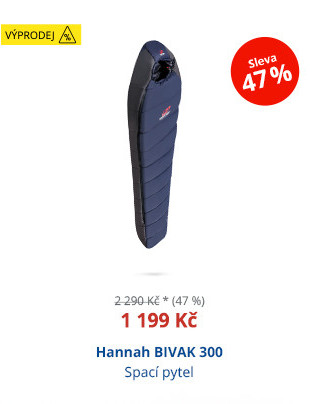 Hannah BIVAK 300