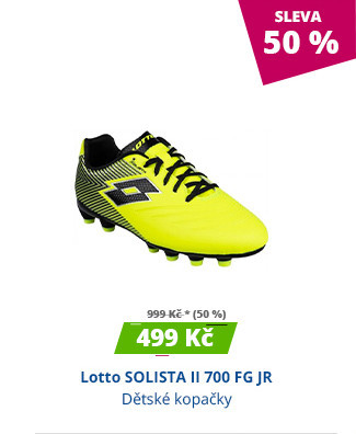 Lotto SOLISTA II 700 FG JR