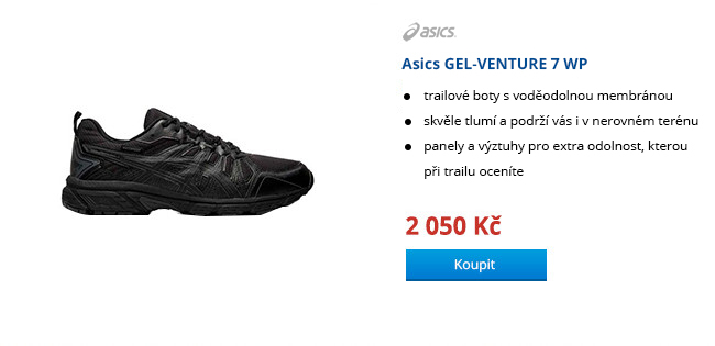 Asics GEL-VENTURE 7 WP