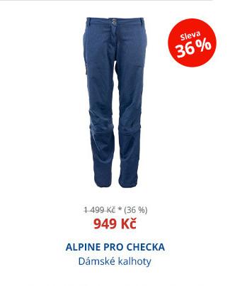 ALPINE PRO CHECKA
