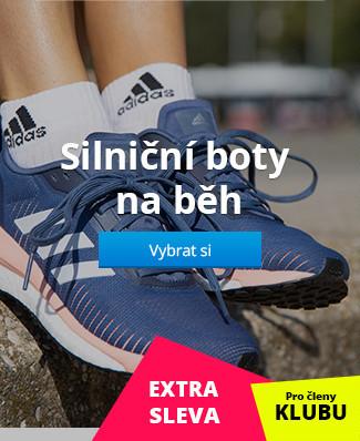 Silniční boty na běh