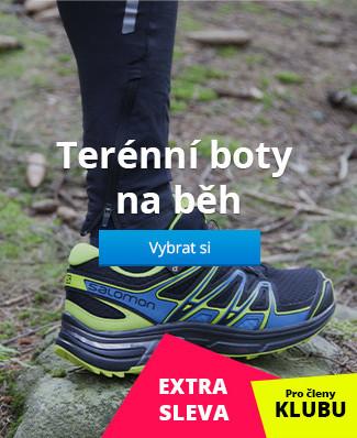 Terénní boty na běh