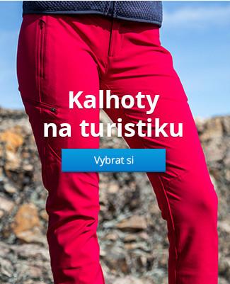 Kalhoty na turistiku