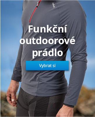 Funkční outdoorové prádlo