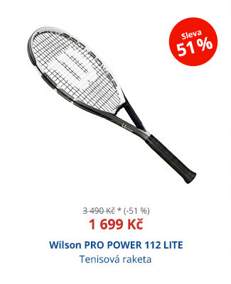 Wilson PRO POWER 112 LITE