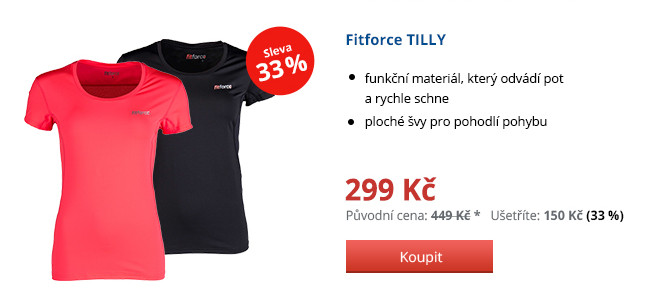 Fitforce TILLY