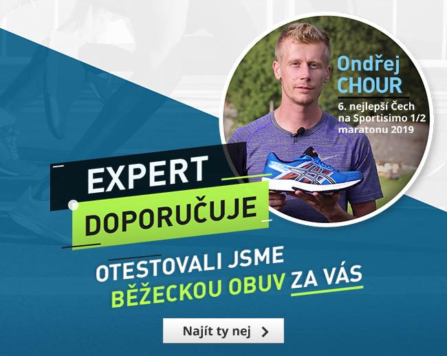 Běžecký expert doporučuje