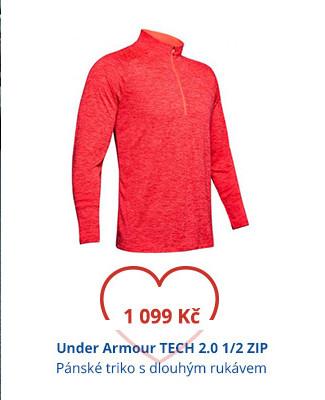 Under Armour TECH 2.0 1/2 ZIP