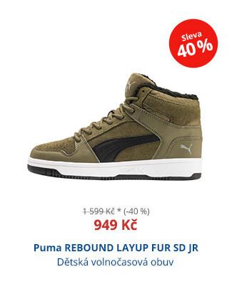 Puma REBOUND LAYUP FUR SD JR