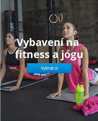 Vybavení na fitness a jógu