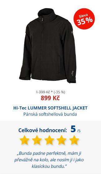 Hi-Tec LUMMER SOFTSHELL JACKET