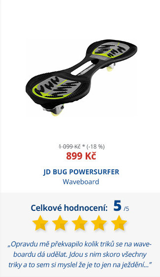 JD BUG POWERSURFER