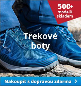 Trekové boty
