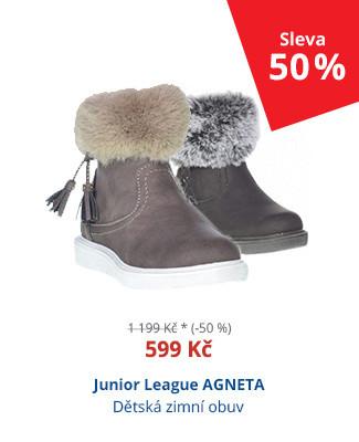Junior League AGNETA