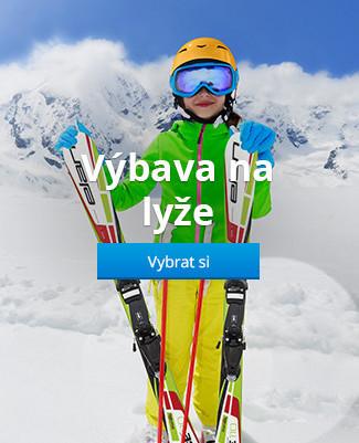 Výbava na lyže