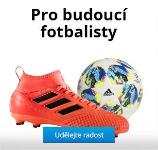 Pro budoucí fotbalisty