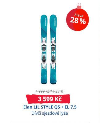 Elan LIL STYLE QS + EL 7.5