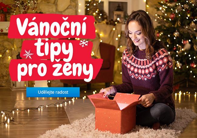 Vánoční tipy pro ženy