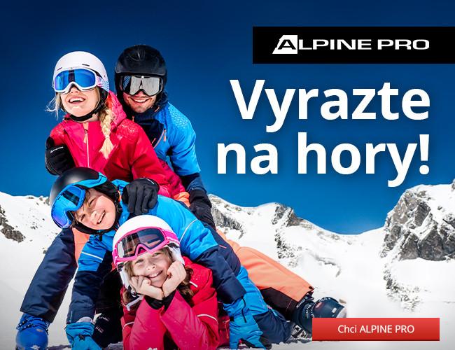 Lyžařské oblečení Alpine Pro