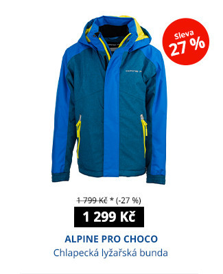 ALPINE PRO CHOCO