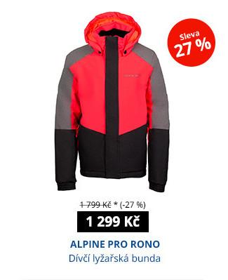 ALPINE PRO RONO