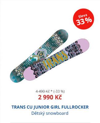 TRANS CU JUNIOR GIRL FULLROCKER