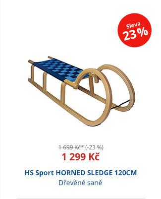HS Sport HORNED SLEDGE 120CM