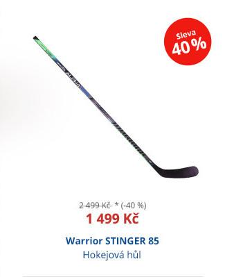 Warrior STINGER 85