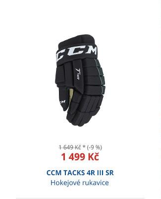 CCM 6404-T4RSR CCM TACKS 4R III SR