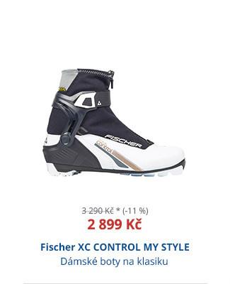 Fischer XC CONTROL MY STYLE