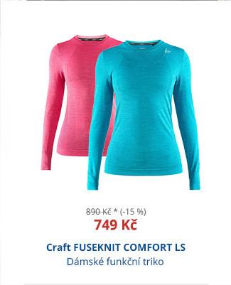 Craft FUSEKNIT COMFORT LS