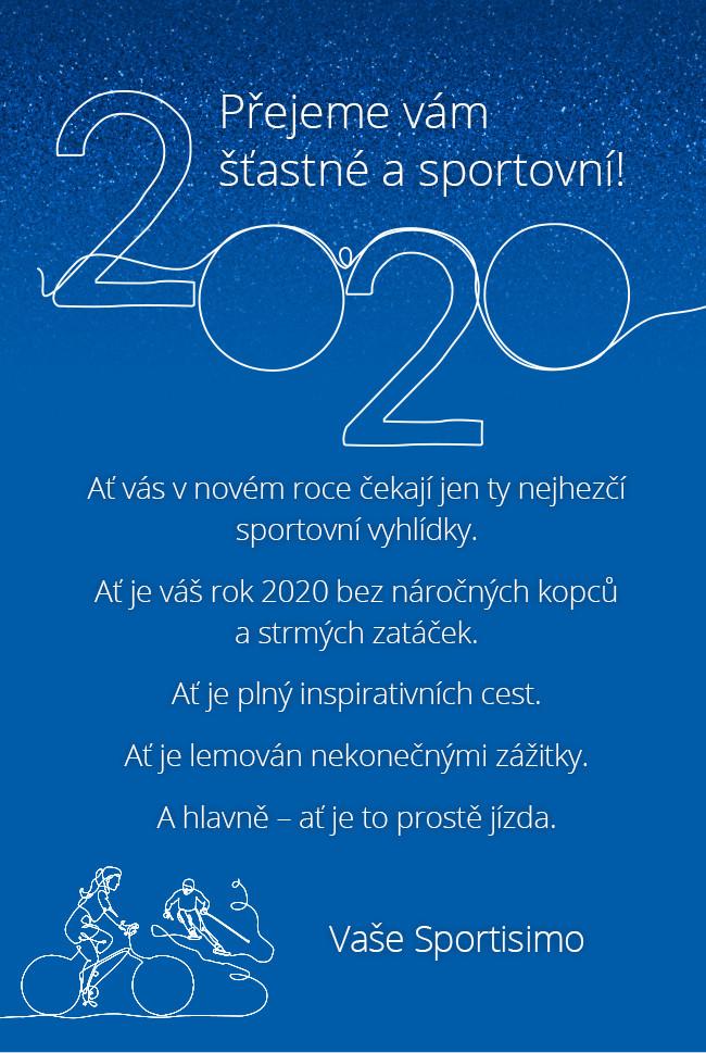 Štastný a sportovní rok 2020