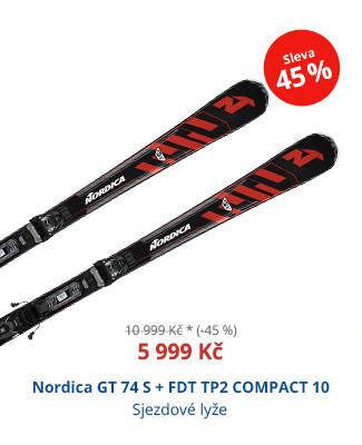 Nordica GT 74 S + FDT TP2 COMPACT 10